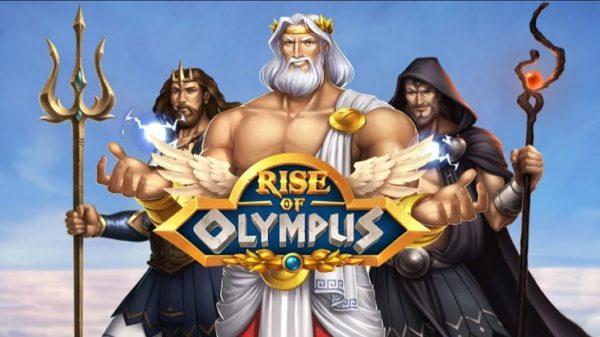 Rise Of Olympusライズ・オブ・オリンポス・人気スロットを紹介